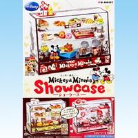 ディズニー ミッキー&ミニー ショーケース Mickey&Minnie Showcase 食玩 リーメント・新品販売【即納】