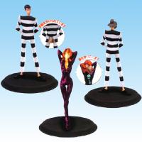 ルパン三世 DX組立式スタイリッシュフィギュア THE PRISON BREAKERS 脱獄 バンプレスト(全3種セット)【即納】【05P03Dec16】