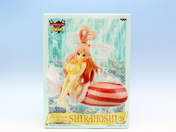 ワンピース しらほし姫 DX FIGURE THE GRANDLINE LADY SPECIAL SHIRAHOSHI バンプレスト(ポスターおまけ付)【即納】【05P03Dec16】