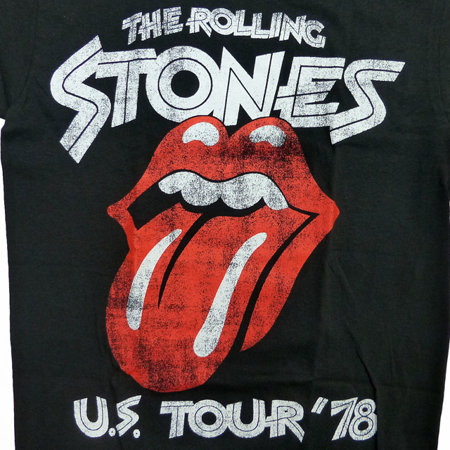 d753129b9d1b ... New / overseas regular license /The Rolling Stones/Tongue/US Tour' 78  ...