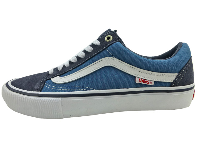 c3d72a76bd auc-trickortreat  New overseas model VANS OLD SKOOL PRO  dark blue ...