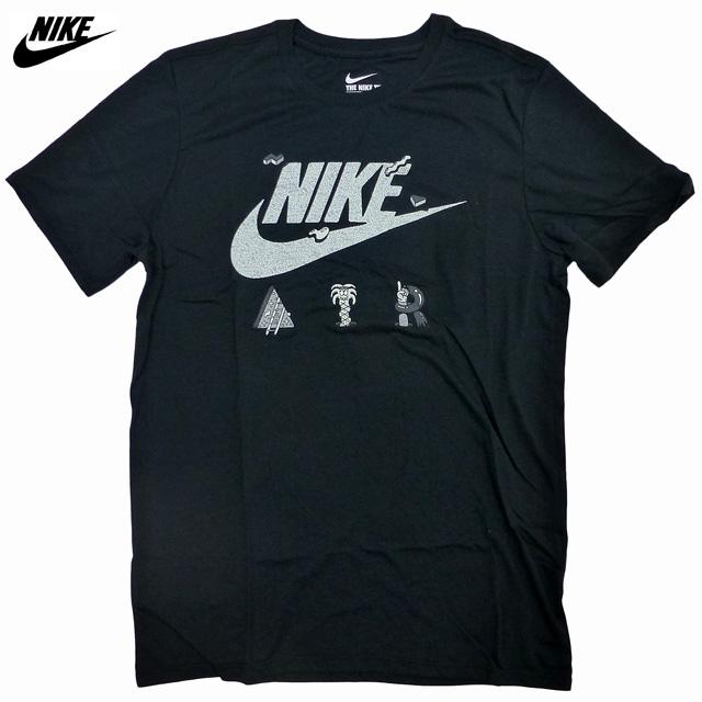 新品 US限定 NIKE Steven Harrington Tシャツ コラボ Hike Nike 黒/ナイキ スティーブハリントン【あす楽対応_関東_甲信越_北陸_東海_近畿_中国_四国】【ゆうパケット対応】