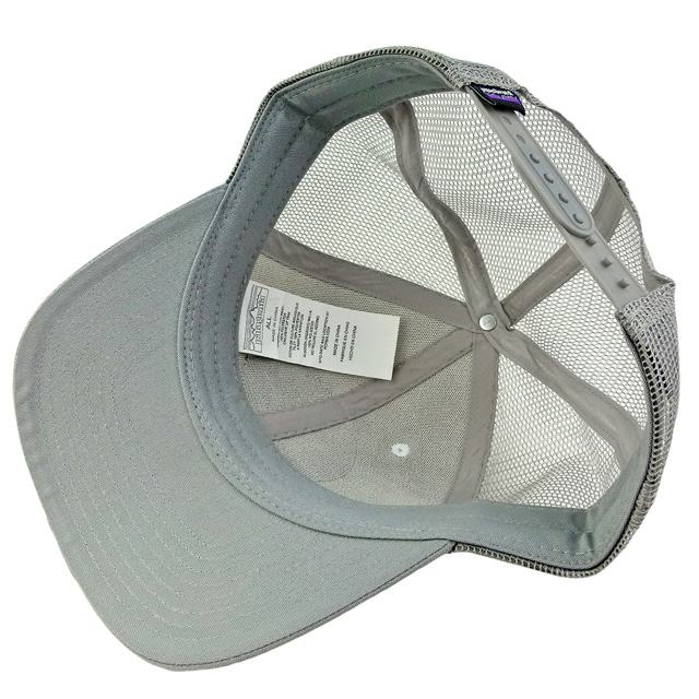 4a1e191195b44 New article Patagonia Hat Patch Trucker  cap   gray   white   Haleiwa  limited   Patagonia   hat patch