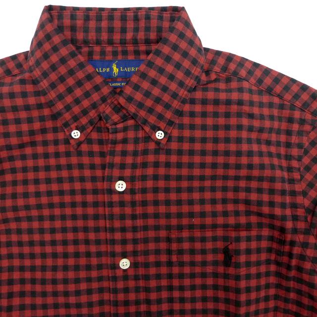 263debf7 auc-trickortreat: New /Polo Ralph Lauren/ Oxford / gingham check ...