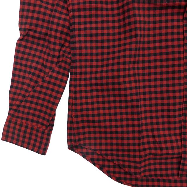 0d395e21 ... New /Polo Ralph Lauren/ Oxford / gingham check button-down shirt / red  ...