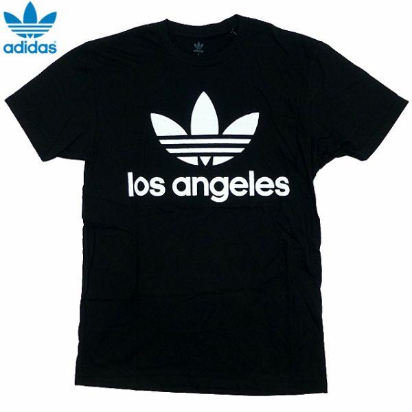 new arrival c5056 d0fe5 New adidas ORIGINALS Trefoil Los Angels Tee  アディダスオリジナルストレフォイル LA  loss-limited ...