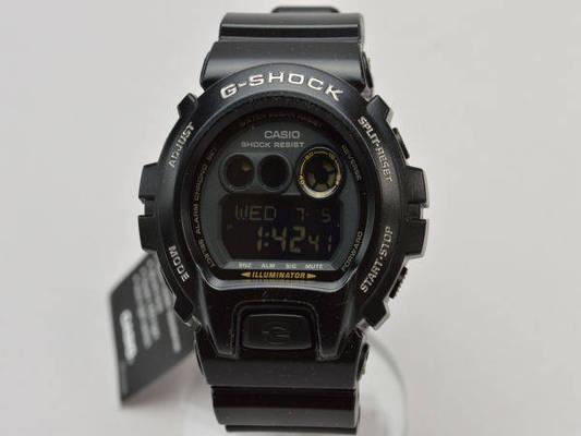 カシオ ジーショック CASIO G-SHOCK 腕時計/ウォッチ 逆輸入・海外モデル GD-X6900-1DR ブラック メンズ F-YA175【新品】【ブランド買取販売トリヴァンドラム】180906