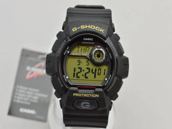 カシオ ジーショック CASIO G-SHOCK 腕時計/ウォッチ 逆輸入・海外モデル G-8900-1DR ブラック メンズ F-YA185【新品】【ブランド買取販売トリヴァンドラム】180906