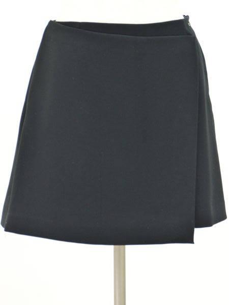 フォクシーニューヨーク FOXEY NEW YORK ミニ スカート 38サイズ ブラック レディース F-M9774【中古:美品】【ブランド買取販売トリヴァンドラム】180910