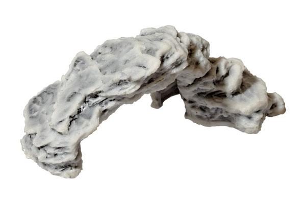 スドー グラナイトアーチ S 【熱帯魚・アクアリウム/流木・砂利・レイアウト用品/石】