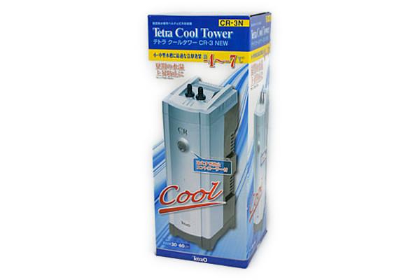 【送料無料】 テトラ クールタワー CR-3 NEW 30~60cm(約60リットル以下)水槽用クーラー