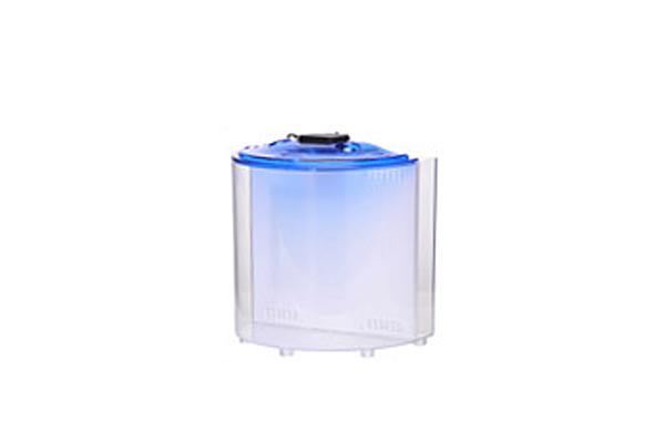 カミハタ プチハウス ブルー LEDライト付小型水槽セット 【お一人様2個まで】
