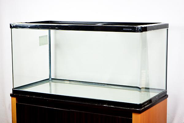 【送料無料】 ニッソー 90cm 曲げガラス水槽 NS-113 【北海道・沖縄・離島、別途送料】