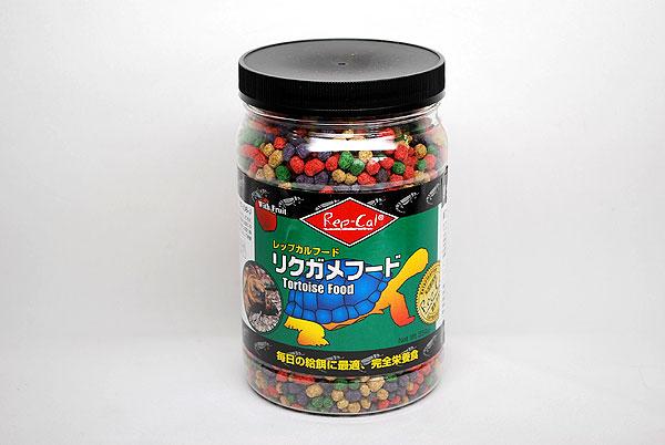 レップカル リクガメフード 354g 【爬虫類・両生類/エサ】