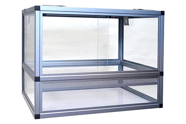 ゼンスイ タフキュービック ガラスボードタイプ 604545 【爬虫類・両生類/ケージ】