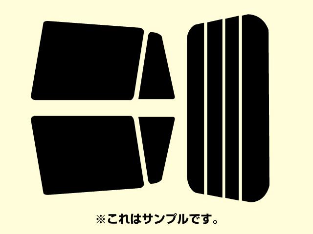 送料無料 ミツビシ ランサーエボリューションX 4ドアセダン カット済みカーフィルム