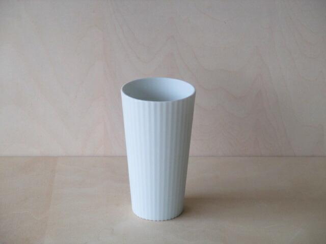 新品未使用 購入 お取り寄せできます 白磁ブラストシリーズ コップ グラス 有田焼 李荘窯 白色 ウイスキー 5cm 白磁ブラスト鎬ショットグラス ストレートグラス
