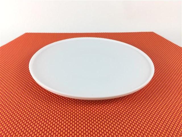 皿 テレビで話題 付与 中皿 和食器 磁器 有田焼 白 16cm やま平窯 白色 frame16cmプレート
