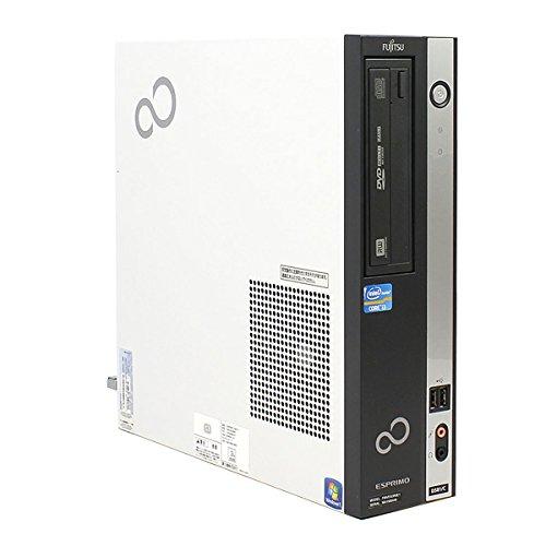 新品1GBグラボ搭載 HDMI端子有 Windows7 Pro 32BIT/富士通 ESPRIMO D581/C Core i3 2100-3.10GHz/4GB/1TB/DVD/Office 2013有り 中古パソコン デスクトップ