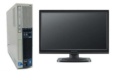 届いたらすぐ使える 安心な動作保証 Office 2016付 限定モデル Windows7 Pro 64BIT NEC Mate タイプME Core i5 デスクトップ 即日発送 無線LAN付 8GB 全品送料無料 3.20GHz DVD 新品SSD 中古パソコン 22インチモニター付 240GB