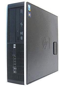 Windows7 Pro搭載/HP Compaq 8200 Elite SF/Core i5-2400 3.10GHz/2GB/160GB/DVD/無線LAN/Office 2016付き【中古パソコン】【デスクトップ】