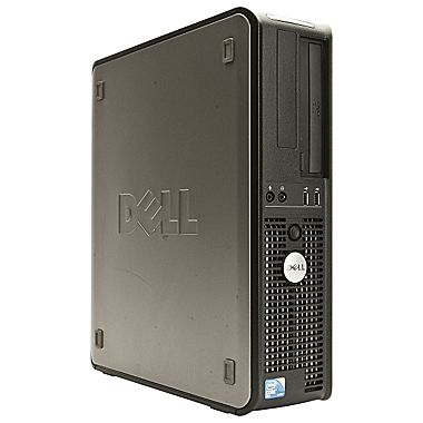 Windows XP Pro/DELL Optiplex 745 DT/Core2 Duo 1.86GHz/2GB/80GB/DVD 中古パソコン デスクトップ 即日発送