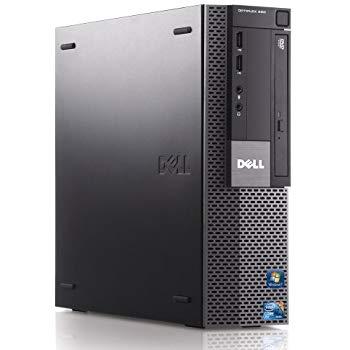 Windows10 32BIT/DELL Optiplex 980 SFF/Core i5 3.20GHz/4GB/500GB/DVD/Office付/新品無線LAN付 中古パソコン デスクトップ