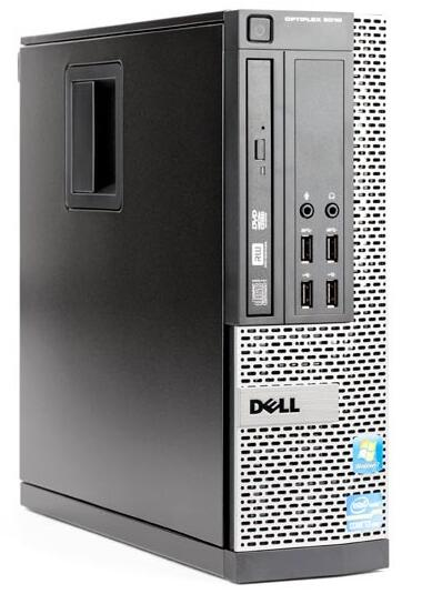 Windows XP Pro DELL Optiplex 7010 SFF Core i3-3220 3.30GHz 4GB 2TB DVD 中古パソコン デスクトップ