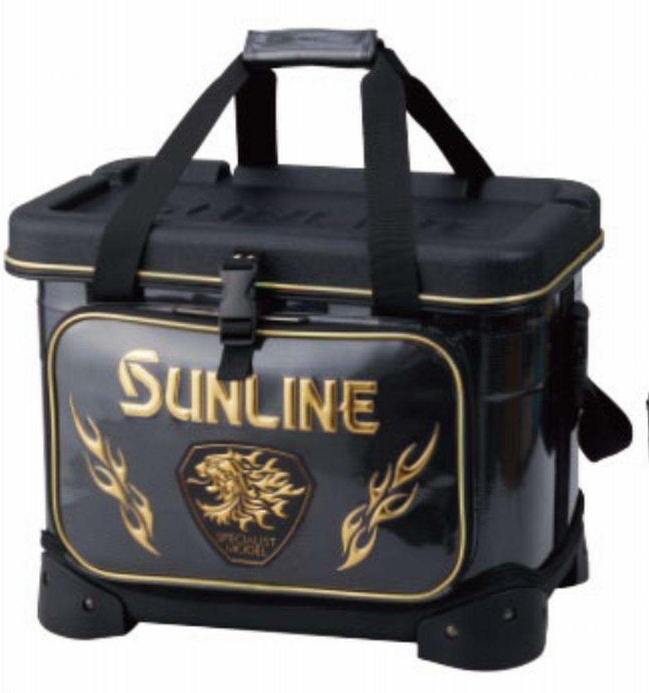 2018'サンライン 磯クールバッグ 25L SFB-0423 (釣り具、道具入れ、磯、船、タックルボックス、磯釣り、道具箱、