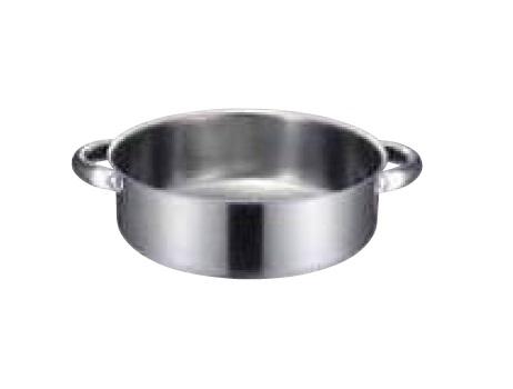 KO 19-0 電磁対応外輪鍋(蓋無) 45cm