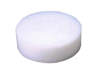 予約販売品 K型 人気 プラスチック中華まな板 φ350×150mm 小