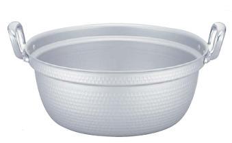 ホクア マイスター アルミ極厚打出 料理鍋 60cm