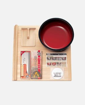 家庭用 麺打セットA(そば・うどんDVD付) A-1230