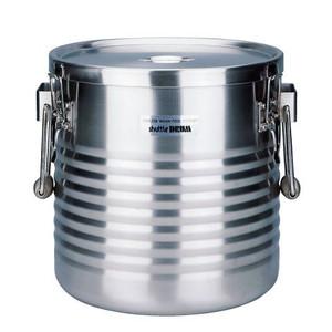 サーモス 18-8 真空断熱容器(シャトルドラム) JIK-W16 16L