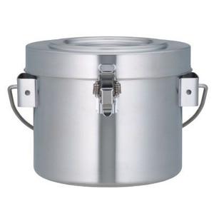 サーモス 18-8 高性能保温食缶(シャトルドラム) GBC-04P 4L