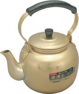 アカオ しゅう酸アルマイト湯沸 10L