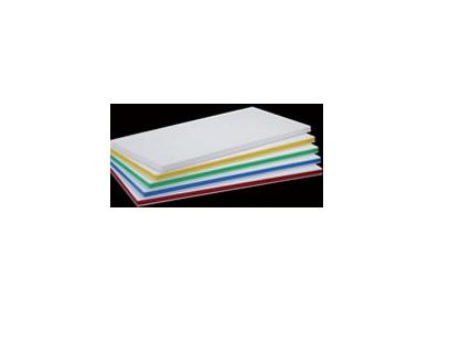住ベテクノプラスチック軽量抗菌スーパー耐熱まな板 軽之助 20MKL 赤 720×330×20mm