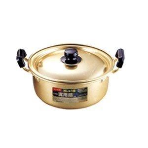 アカオ しゅう酸実用鍋 45cm