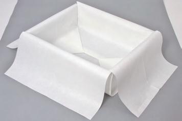 金星製紙(株) シャリ王 <炊飯コンテナ用ガゼット袋> 15kg用(目安4~5升) 300枚入