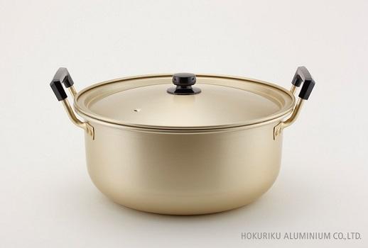 ホクア 純しゅう酸 味づくし (料理用鍋)44cmJAN:4977449129134