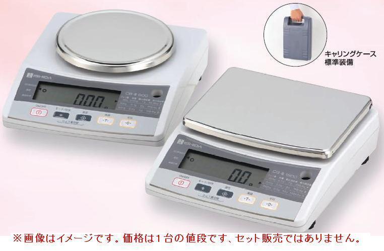 【メーカー直送★代引不可】イシダ 電子天びんはかり CB-3 600※丸皿仕様