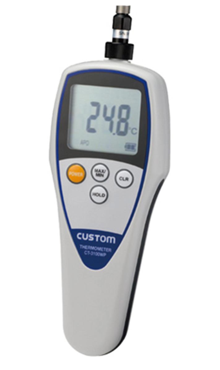 カスタム 防水デジタル温度計 CT-3100WP