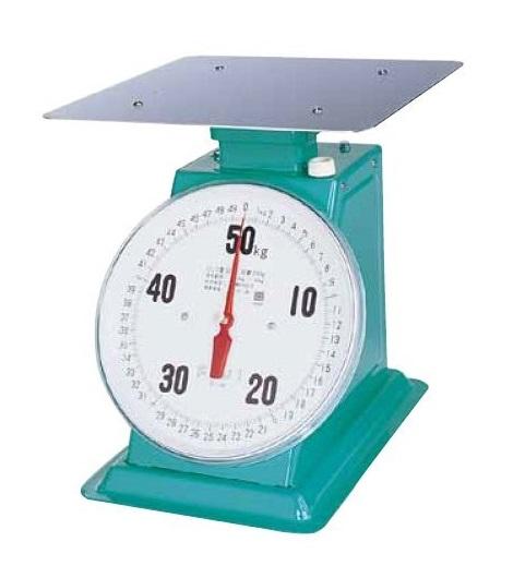 フジ 上皿自動はかり デカO型(平皿付) 30kg