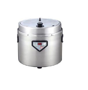 エバーホット スープウォーマー(蒸気熱保温) NMW-088 8L