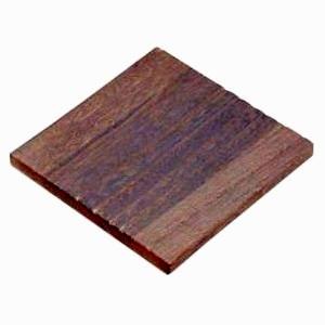 限定タイムセール 高級品 桐製 飛騨コンロ用 4号用 角敷板