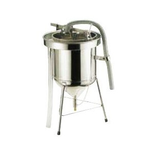 MJP式超音波ジェット洗米器 KO-ME(給水ホースφ15) 150型(8升用)