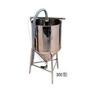 MJP式超音波ジェット洗米器 KO-ME(給水ホースφ25) 300型(2斗用)