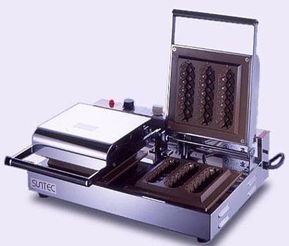 【受注生産品★メーカー直送★代引不可】 電気式 チーズドッカー CD-6/2連式JAN:4905001274800