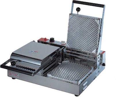 【メーカー直送★代引不可】パニーニ クッカー PC-20/2連式JAN:4905001269844
