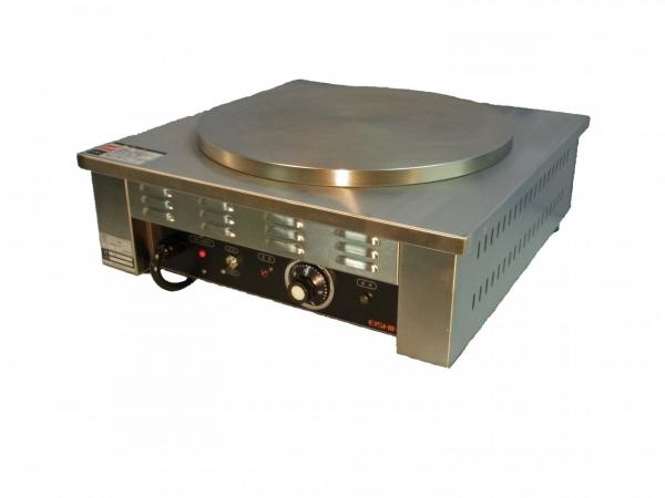 【メーカー直送★代引不可】 エイシン 電気式 クレープ焼器 EC-2000 ※200V